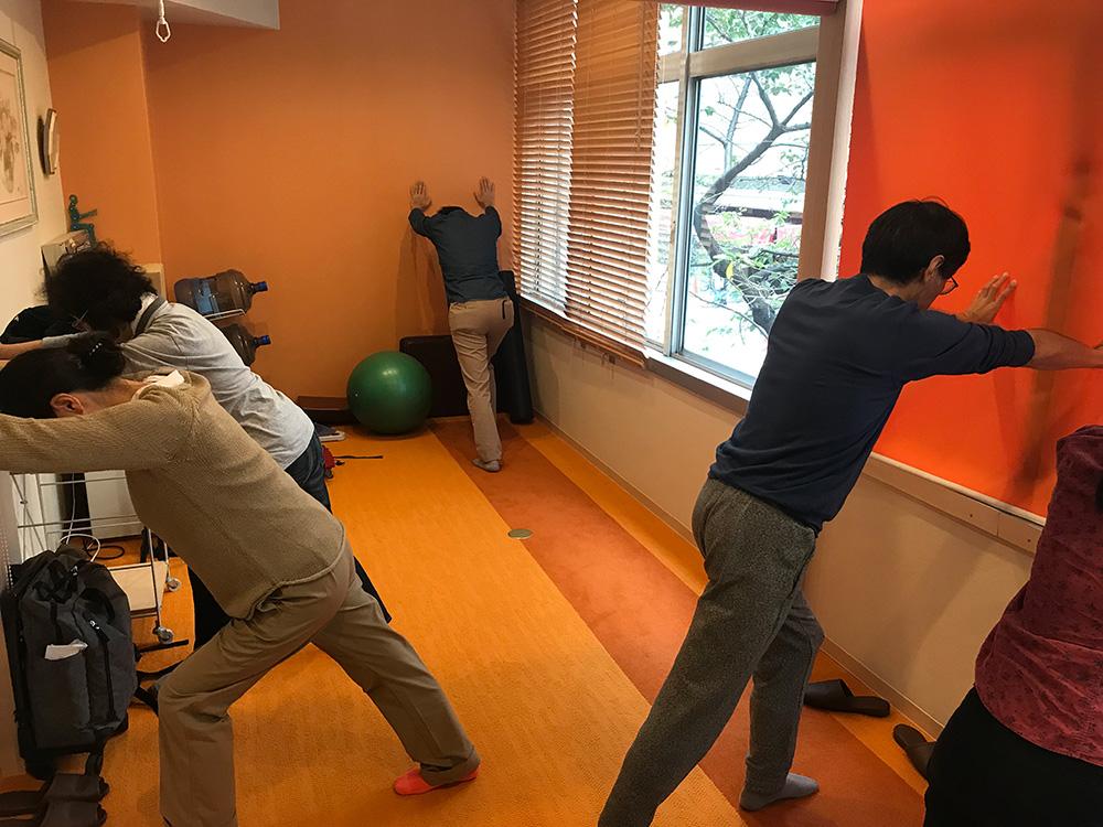 姿勢サイエンス協会 歩き方セミナー
