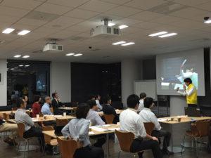 SAP JAPAN 座り方セミナー